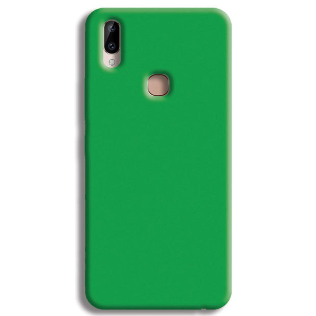 Dark Green Vivo Y83 Pro Case