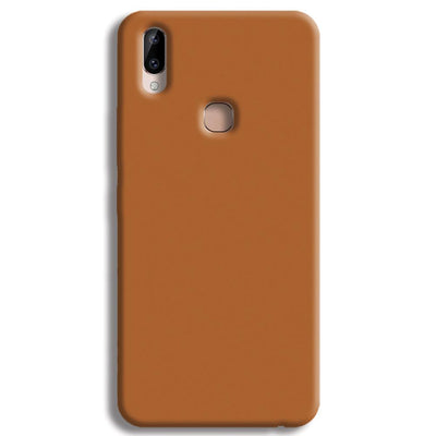 Light Brown Vivo Y83 Pro Case