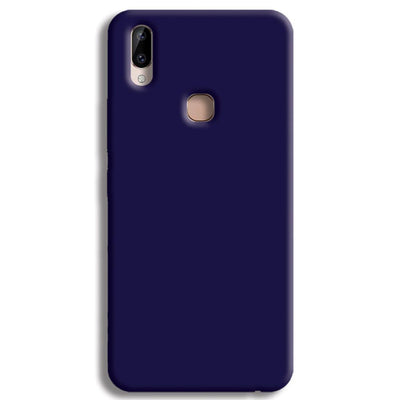 Navy Blue Vivo Y83 Pro Case