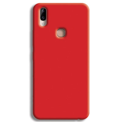 Light Red Vivo Y83 Pro Case