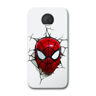 Spider Man Moto G5s Plus Case