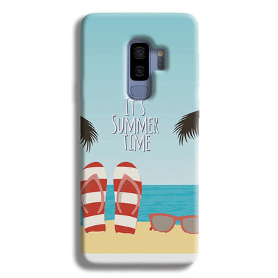It's Summer Time Samsung Galaxy S9 Plus Case