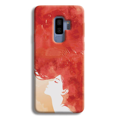 Red Cause Samsung Galaxy S9 Plus Case