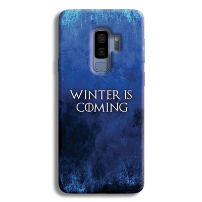 Winter is Coming Samsung Galaxy S9 Plus Case