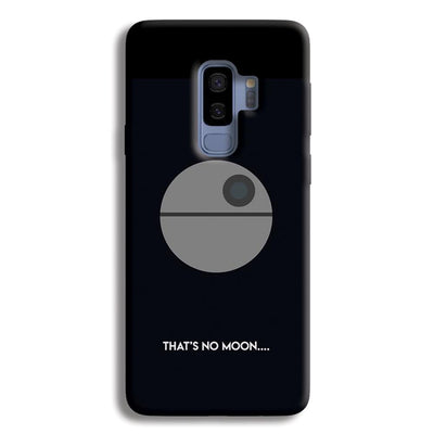 That's No Moon Samsung Galaxy S9 Plus Case