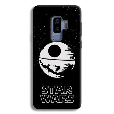 The Moon Samsung Galaxy S9 Plus Case
