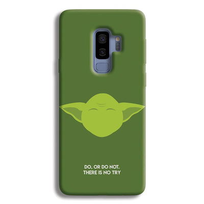 Yoda Samsung Galaxy S9 Plus Case