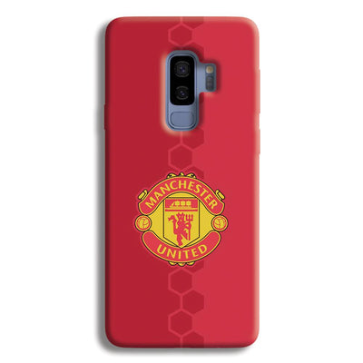 Manchester United Samsung Galaxy S9 Plus Case