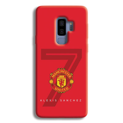 New No. 7 Samsung Galaxy S9 Plus Case