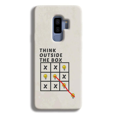 Think Outside the Box Samsung Galaxy S9 Plus Case