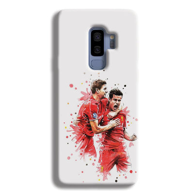 Liverpool F.C. Samsung Galaxy S9 Plus Case
