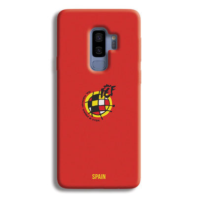 Spain Samsung Galaxy S9 Plus Case