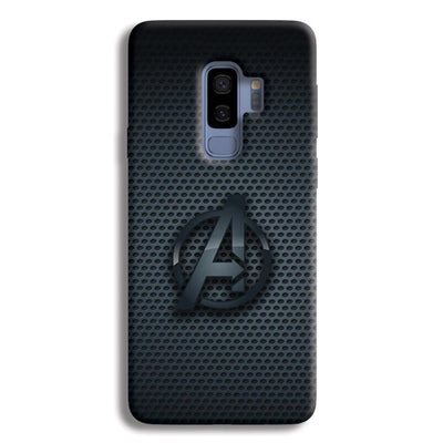 Avenger Grey Samsung Galaxy S9 Plus Case