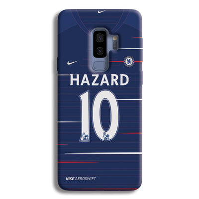 Hazard Jersey Samsung Galaxy S9 Plus Case