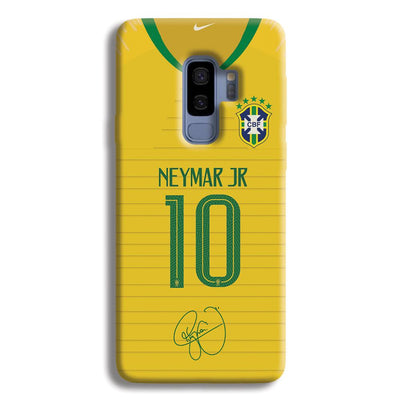Neymar Jersey Samsung Galaxy S9 Plus Case