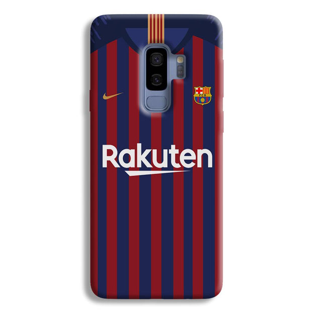 Barcelona Home Samsung Galaxy S9 Plus Case