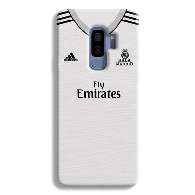 Real Madrid Home Samsung Galaxy S9 Plus Case