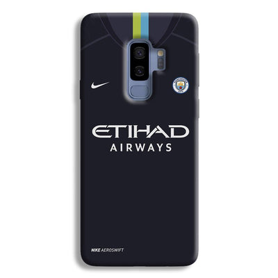 Manchester City Samsung Galaxy S9 Plus Case
