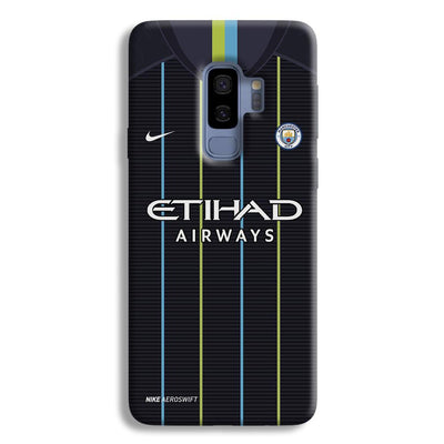 Manchester City Away Samsung Galaxy S9 Plus Case