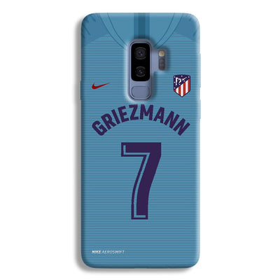 Griezmann 7 Samsung Galaxy S9 Plus Case