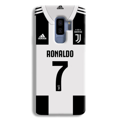Ronaldo Juventus Home Samsung Galaxy S9 Plus Case