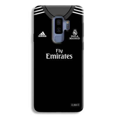 Real Madrid Away Samsung Galaxy S9 Plus Case