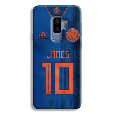 James Rodríguez Samsung Galaxy S9 Plus Case