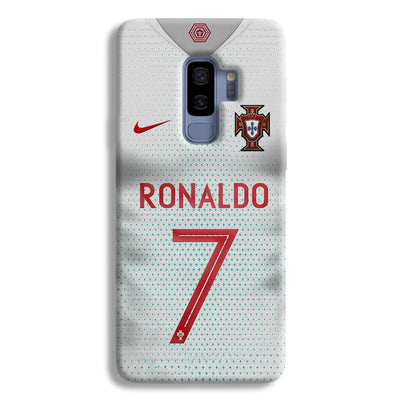 Ronaldo Portugal Jersey Samsung Galaxy S9 Plus Case