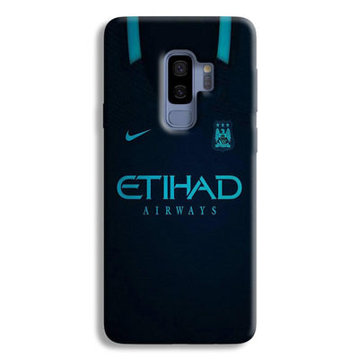 Manchester City Away Jersey Samsung Galaxy S9 Plus Case
