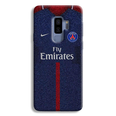 PSG Jersey Samsung Galaxy S9 Plus Case