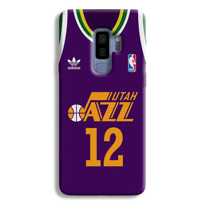 Utah Jazz Samsung Galaxy S9 Plus Case