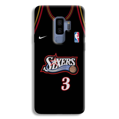 Sixers Samsung Galaxy S9 Plus Case