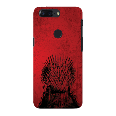 Red Hot Iron Thrones OnePlus 5T Case