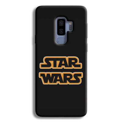 Star Wars Samsung Galaxy S9 Plus Case