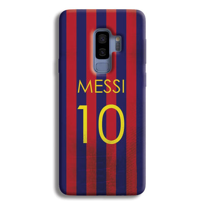 Messi Samsung Galaxy S9 Plus Case