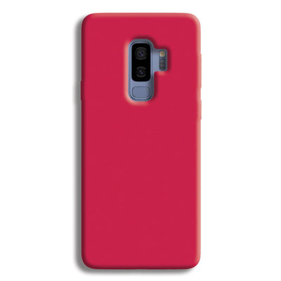 Shade of Pink Samsung Galaxy S9 Plus Case