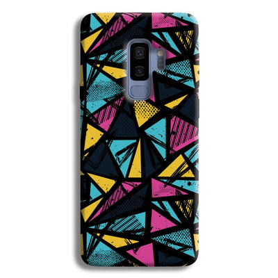 Abstract Samsung Galaxy S9 Plus Case