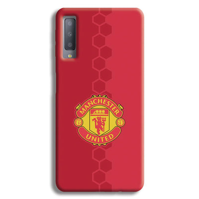 Manchester United Samsung Galaxy A7 Case