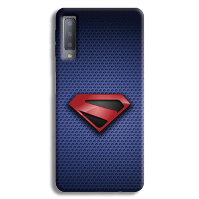 Superman Blue Samsung Galaxy A7 Case