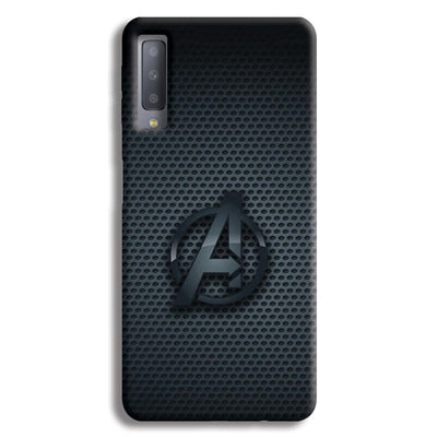 Avenger Grey Samsung Galaxy A7 Case