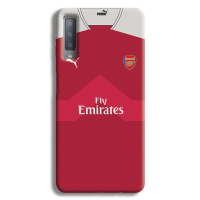 Arsenal F.C. Jersey Samsung Galaxy A7 Case