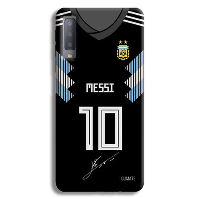Messi (Argentina) Jersey Samsung Galaxy A7 Case