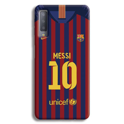 Messi (FC Barcelona) Jersey Samsung Galaxy A7 Case