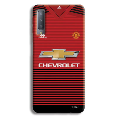 Manchester United Jersey Samsung Galaxy A7 Case