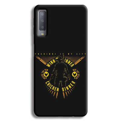 Pubg Playerunknowns Battlegrounds Samsung Galaxy A7 Case
