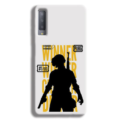 Pubg Winner Winner Samsung Galaxy A7 Case