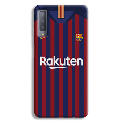Barcelona Home Samsung Galaxy A7 Case