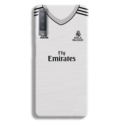 Real Madrid Home Samsung Galaxy A7 Case