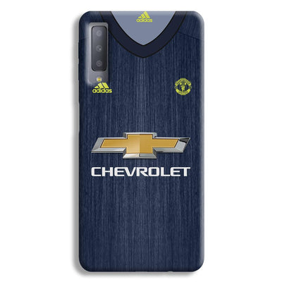 Manchester United Third Samsung Galaxy A7 Case