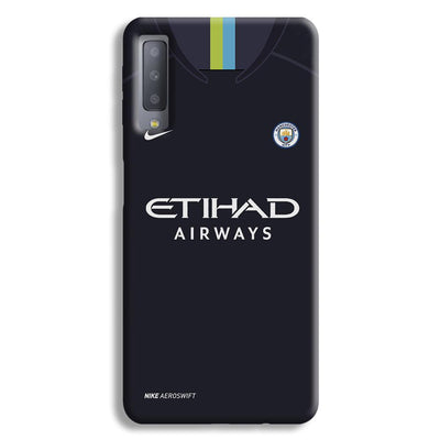 Manchester City Samsung Galaxy A7 Case